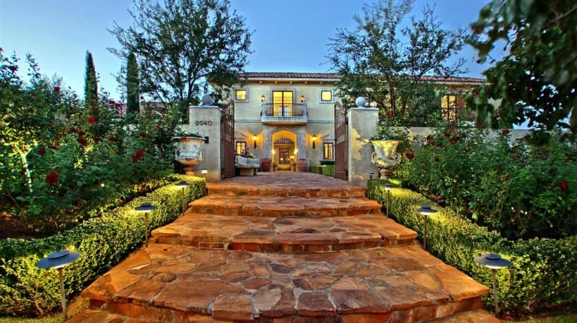 Luxury Homes in Las Vegas