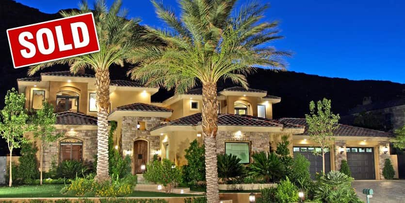 Red Rock Country Club home for sale