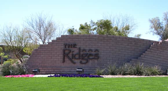 the ridges at summerlin