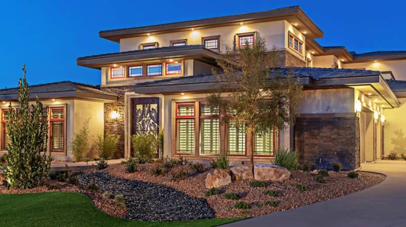 Seven hills home for sale 1376 opal valley st henderson for Blue heron las vegas