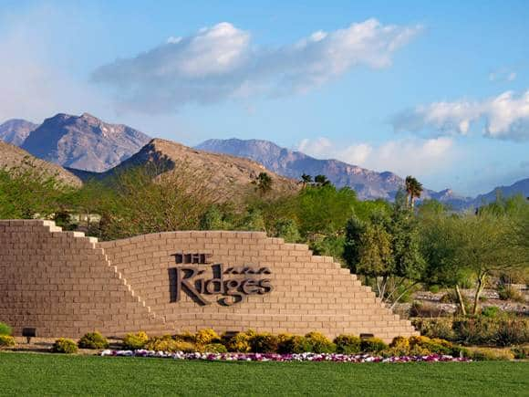 custom ridges home sites