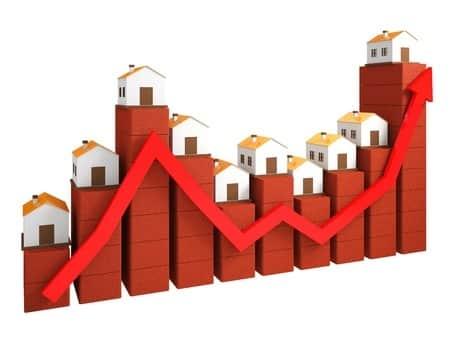 las vegas luxury home sales are up
