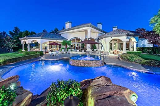 queensridge luxury home