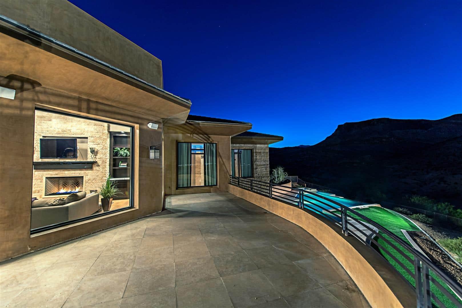the ridges luxury homes