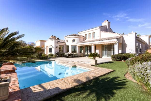 red rock country club real estate