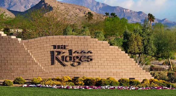 homes in the ridges