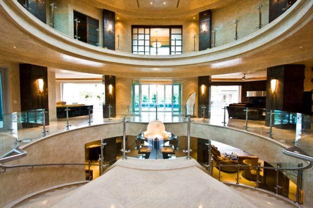 record luxury home  sales