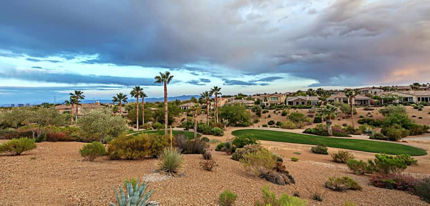 Red Rock Country Club Home For Sale 11489 Snow Creek Av