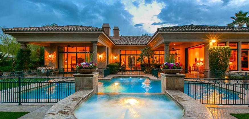Southern Highlands Home For Sale 18 Castle Oaks Ct Las