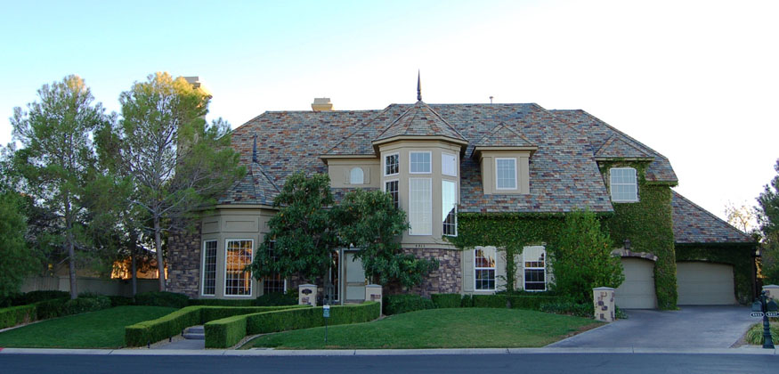 Las Vegas Estate Home For Sale 8933 Wild Creek Court