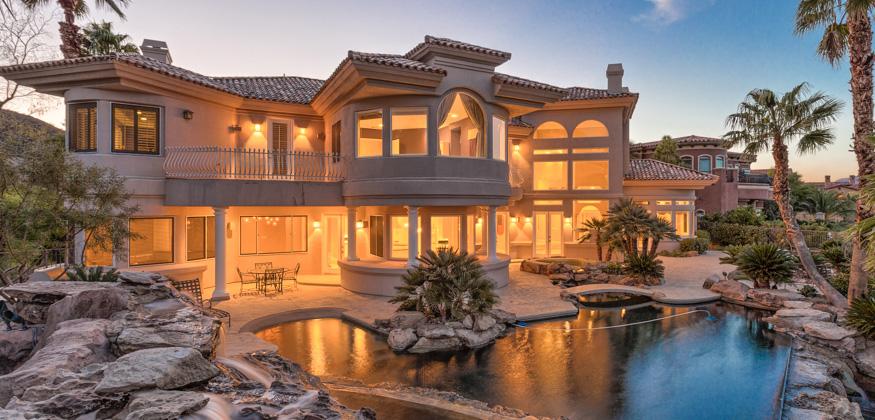 Lake Las Vegas Home For Sale 42 Via Tiberius Wy Henderson Nv 89011