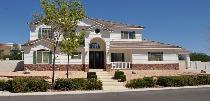 Lamplight Estates Home For Sale 7460 Real Quiet Dr Las