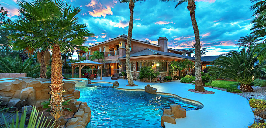 Luxury Homes Las Vegas Luxury Homes Of Las Vegas Luxury