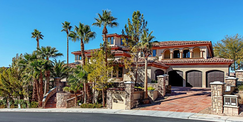 Las Vegas Luxury Homes For Sale >> Lake Las Vegas Home for Sale, 8 Rue Mediterra Dr, Henderson, NV, 89011