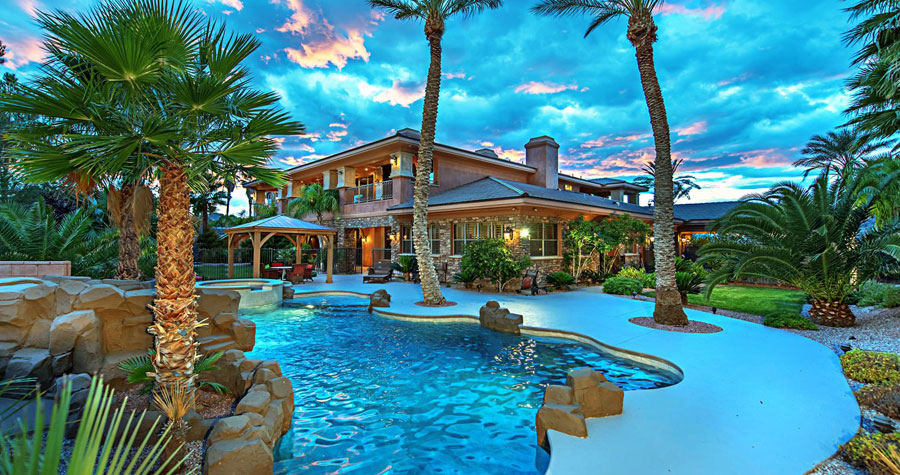 Las-Vegas-Estate-Homes