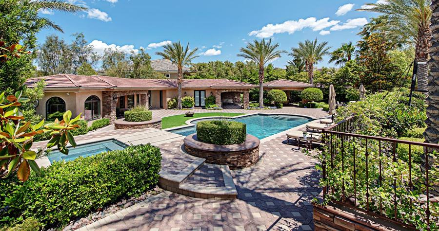 Las Vegas luxury home sales