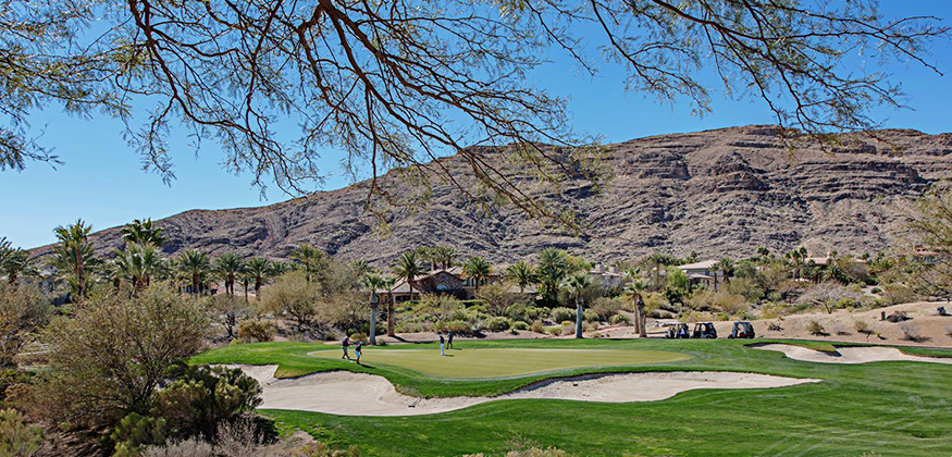 Red Rock Country Club Home For Sale 2515 Grassy Spring