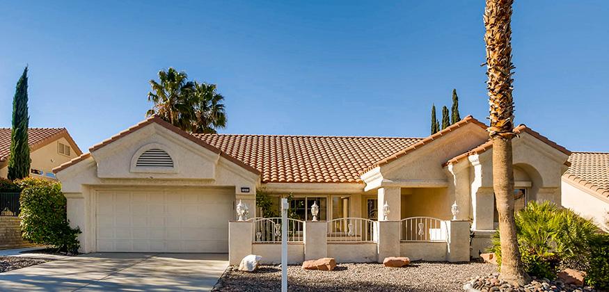 Sun City Summerlin Home For Sale 2601 Legend Dr Las