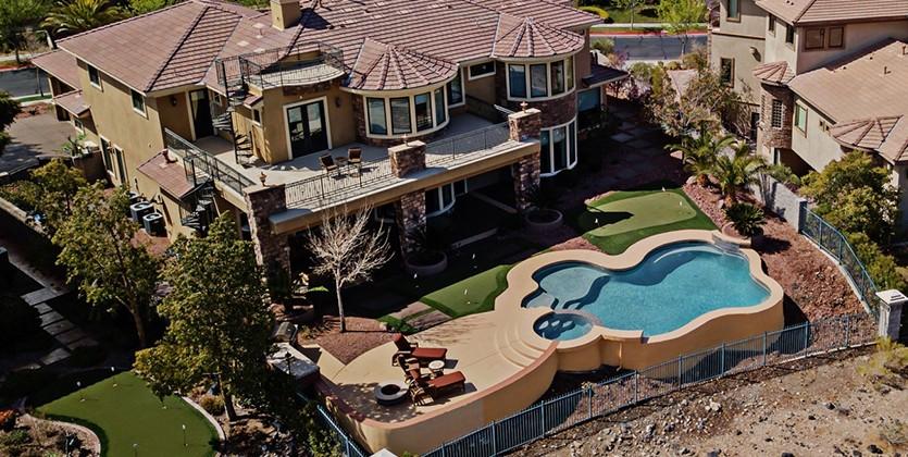 Seven Hills Home for Sale, 1581 Villa Rica Dr