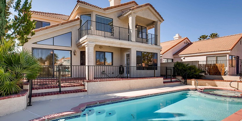 The Lakes at West Sahara Home for Sale, 8753 Captains Pl