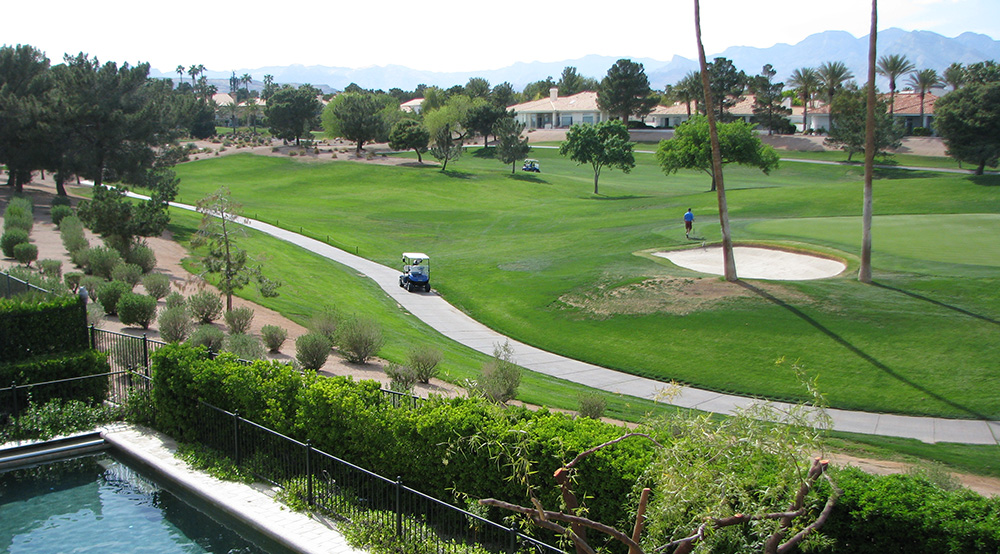 Canyon Gate Country Club Las Vegas