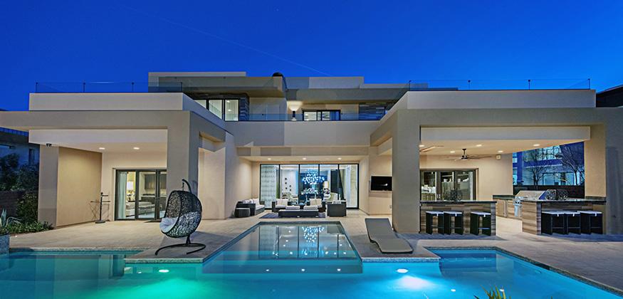 The Ridges Home For Sale 16 Meadowhawk Ln Las Vegas Nv