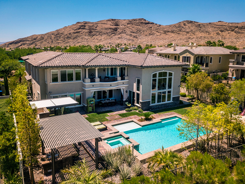 Red Rock Country Club Luxury Home