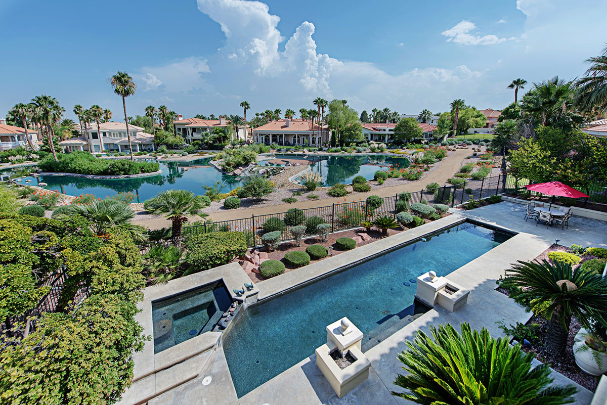 Canyon Gate Country Club Luxury Homes