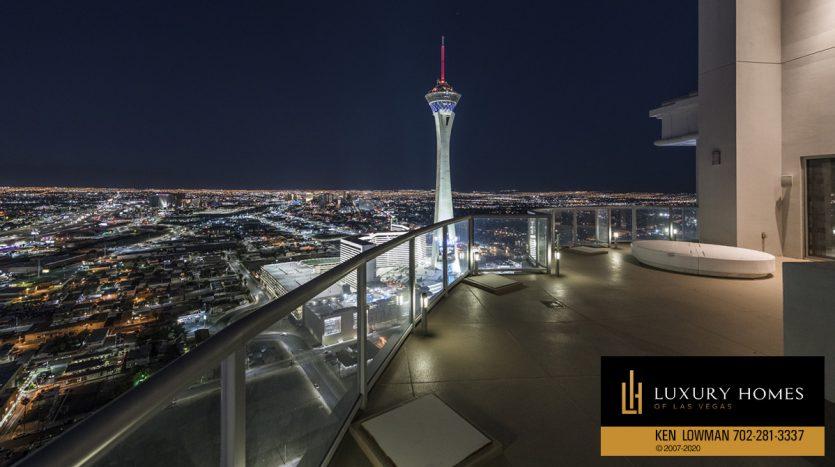 Allure Penthouse for Sale, 200 W Sahara Units #4101
