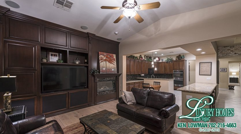 Red Rock Country Club Home for Sale, 2516 Peaceful Prairie Ct