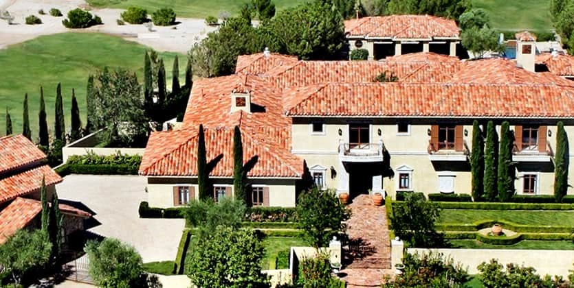 luxury real estate las vegas