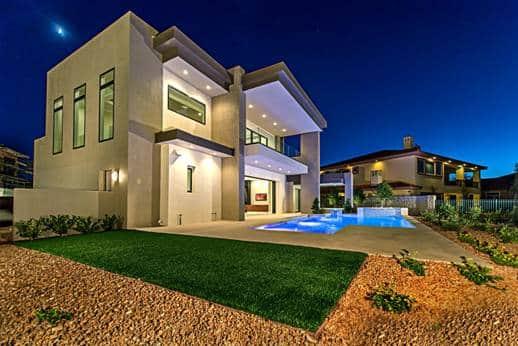 las vegas luxury home