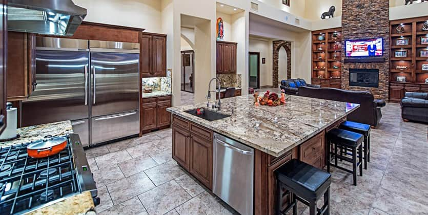 Gorgeous single story Henderson luxury home!