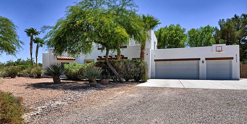 Las Vegas Equestrian home for sale-6225 Racel St