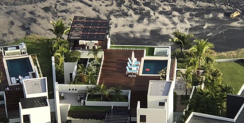Rio Mar Beach Front home in Panama