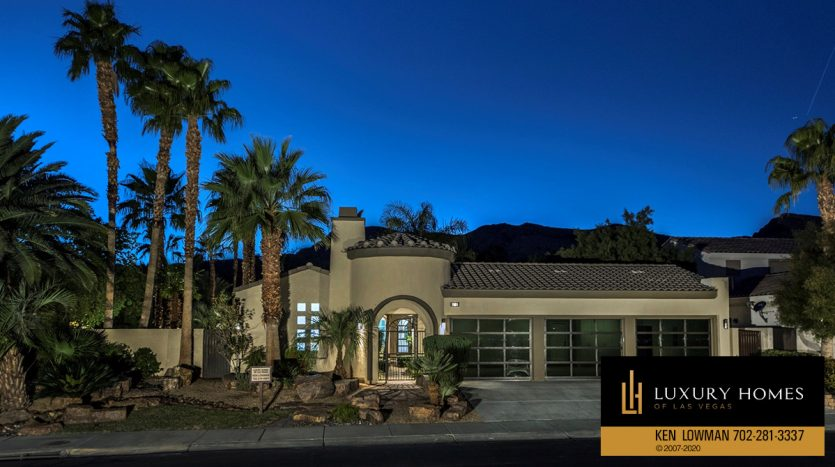 Red Rock Country Club Home for Sale, 3181 Turtle Head Peak Dr