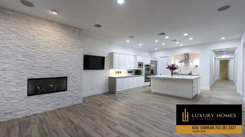 large living area at 3181 Turtle Head Peak Dr, Las Vegas, NV 89135
