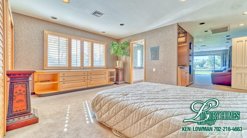 Las Vegas Country Club Home for Sale, 2901 Augusta Dr