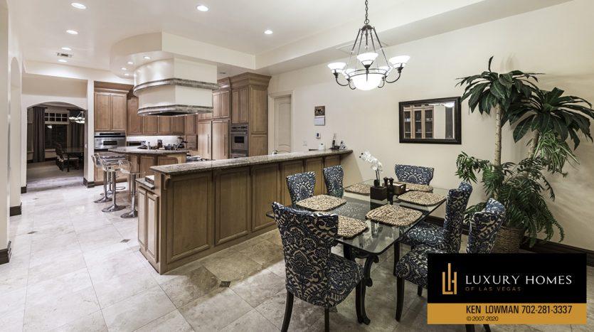 Seven Hills Home for Sale, 1350 Imperia Dr, Henderson, NV, 89052