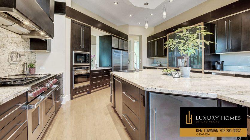 The Ridges kitchen, The Ridges Home for Sale, 18 Promontory Ridge Dr