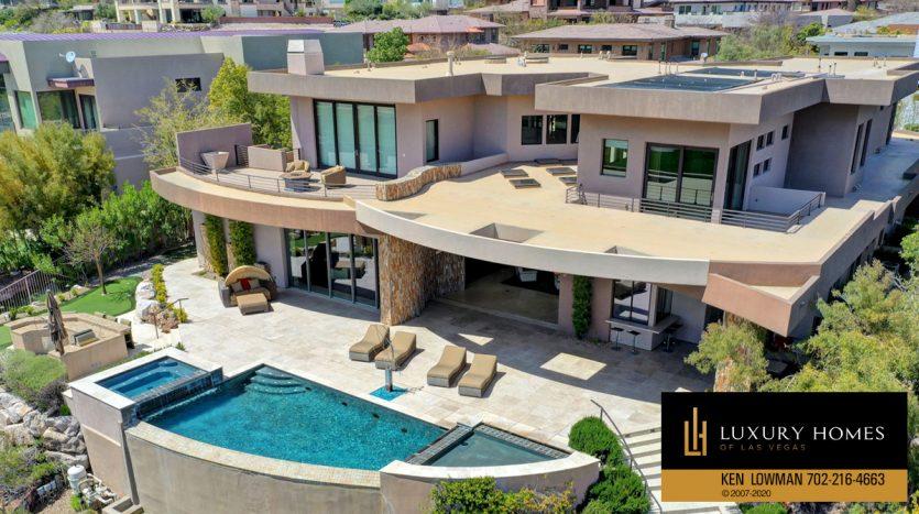 The Ridges Las Vegas Home for Sale