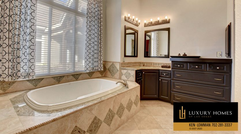 shower at Seven Hills Home for Sale, 1355 Opal Valley St