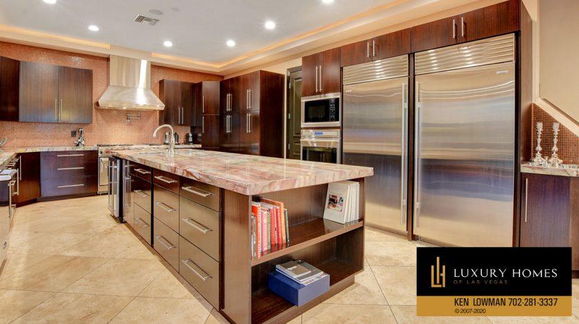Kitchen at , 9501 Balatta Canyon Ct, Las Vegas