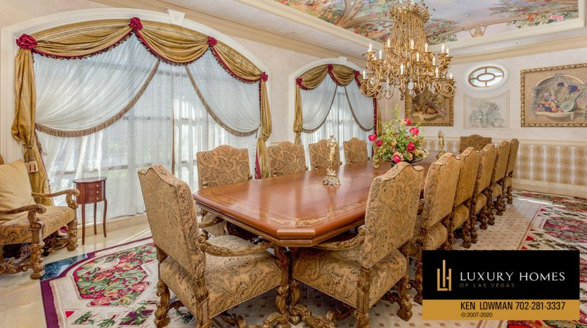 dining area, , 8608 Scarsdale Dr