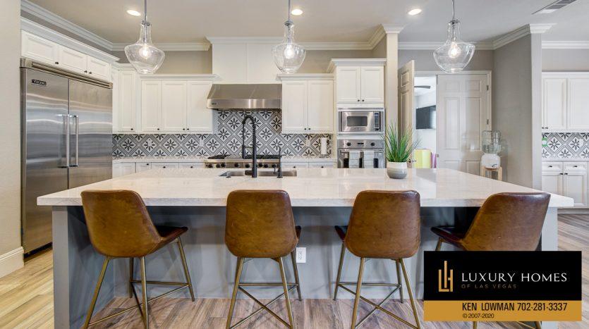 kitchen counter, 9742 Amador Ranch Ave, Las Vegas, NV 89149