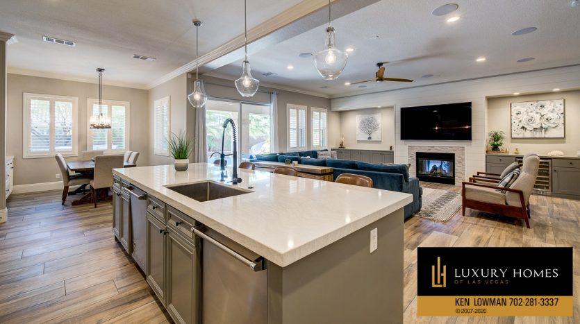 kitchen island, : Centennial Home for Sale, 9742 Amador Ranch Ave