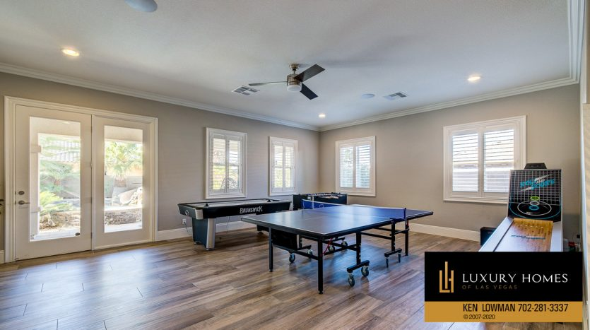 game room, : Centennial Home for Sale, 9742 Amador Ranch Ave