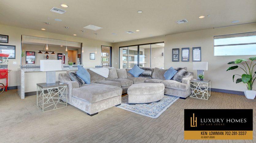 Guest area atSeven Hills Home for Sale, 2809 Via Tazzoli Ct