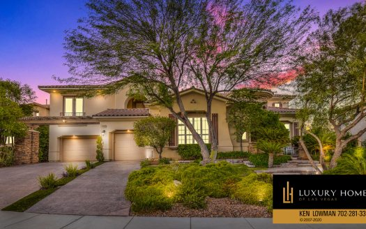 Summerlin - Barrington Home for Sale, 11554 Trevi Fountain Ave