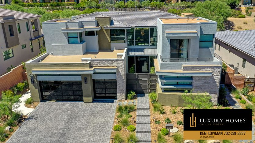 Modern luxury in Silver Ridge at The Ridges home